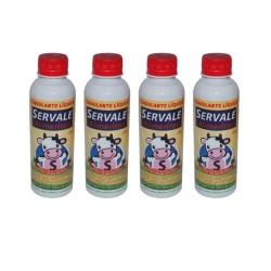 Kit Coalho SERVALE 200 ml, com 4 unidades