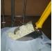 Pazinha para preencher formas de queijo