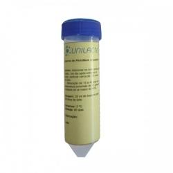Esporos para queijo Gorgonzola, frasco para 200 litros de leite
